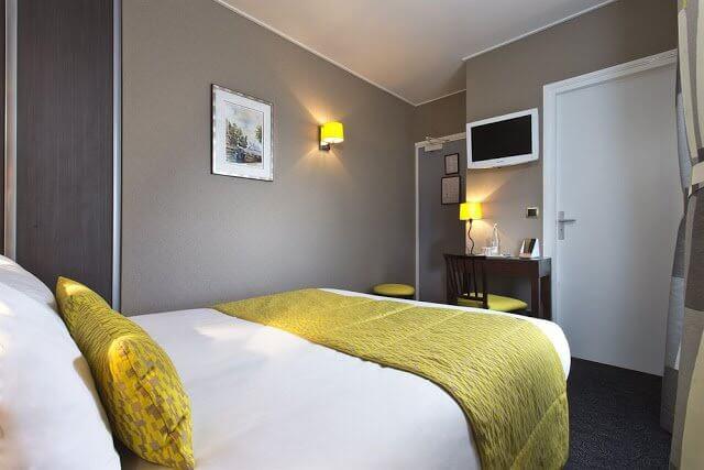 10 hotéis para famílias em Paris
