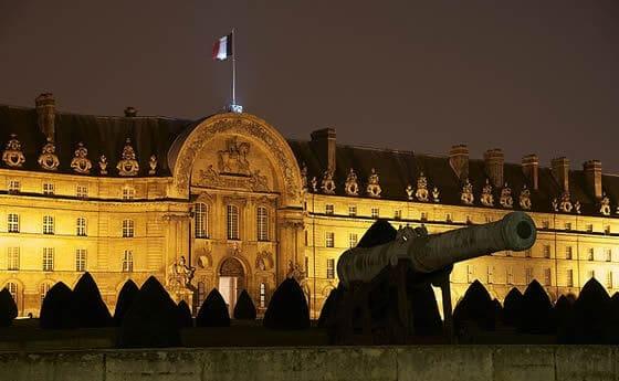Musée de l'Armée em Paris