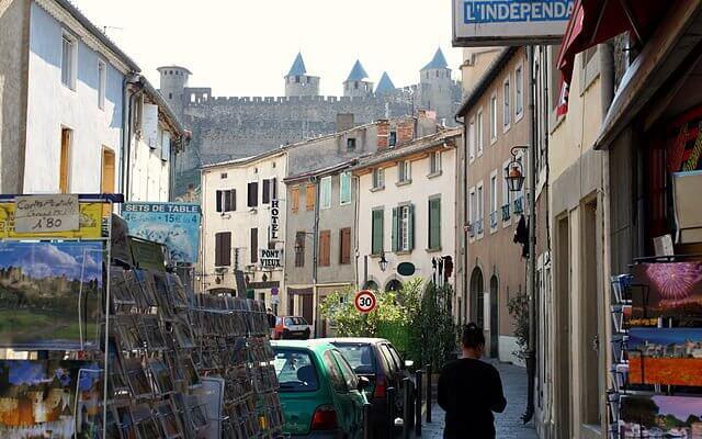 Passeios em Carcassonne
