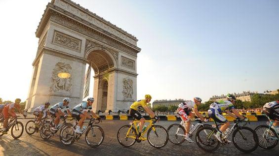 Tour de France em Paris