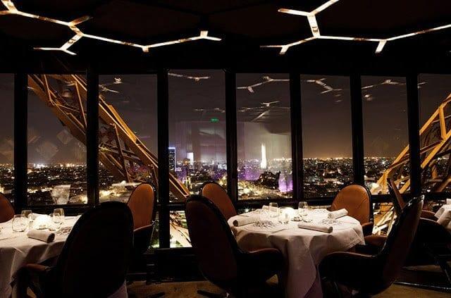 10 Restaurantes Invalides e Torre Eiffel em Paris