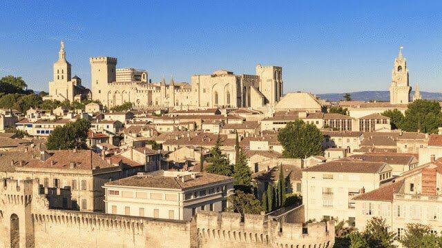 Cidades que fazem parte de Provence na França