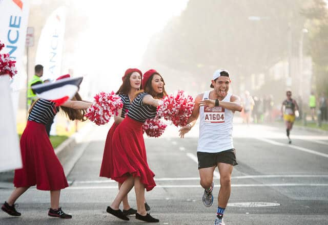 Corrida na França