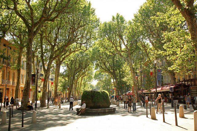 Roteiros por Provence na França