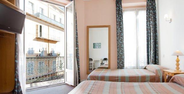 Hotéis bons e baratos em Nice
