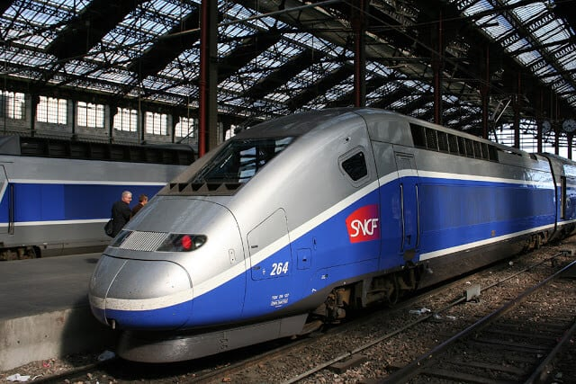 Trem para Cannes