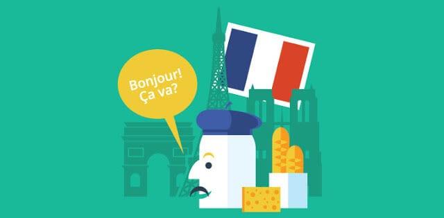 Francês na França