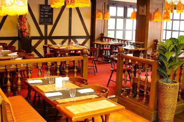 Cervejaria La Taverne de Maître Kanter em Les Halles em Paris