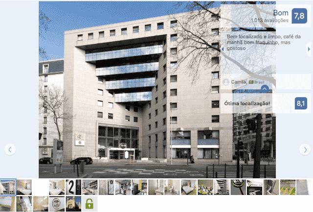 B&B Hotel Lyon Part-Dieu Gambetta