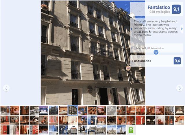 Idol Hotel em Paris