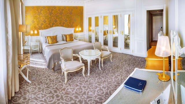 Hotéis de luxo em Mônaco