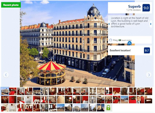 Hotel Carton Lyon