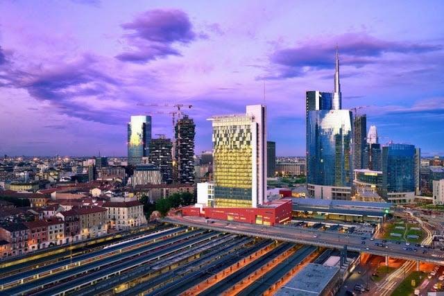 Estação Milano Porta Garibaldi