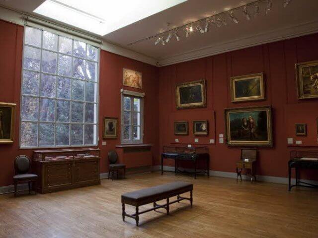 Museu Nacional Eugène Delacroix em Paris