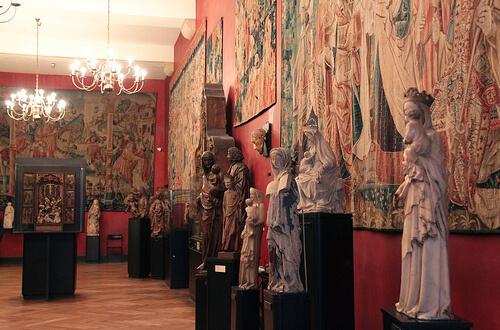 Museu Cluny em Paris