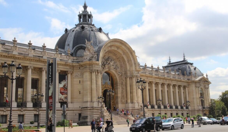 Petit Palais em Paris