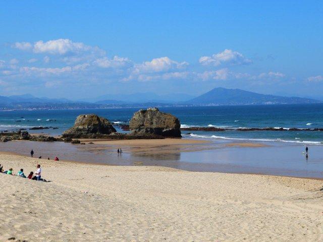 Melhores praias de Biarritz
