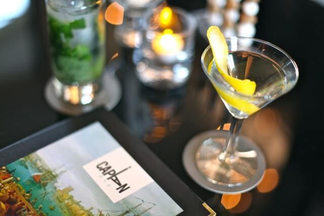 Bar le Capian em Marselha