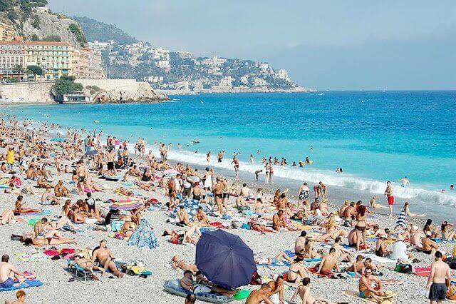O que fazer no verão em Nice