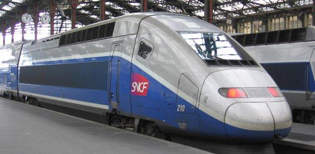 TGV Lyon para Borgonha