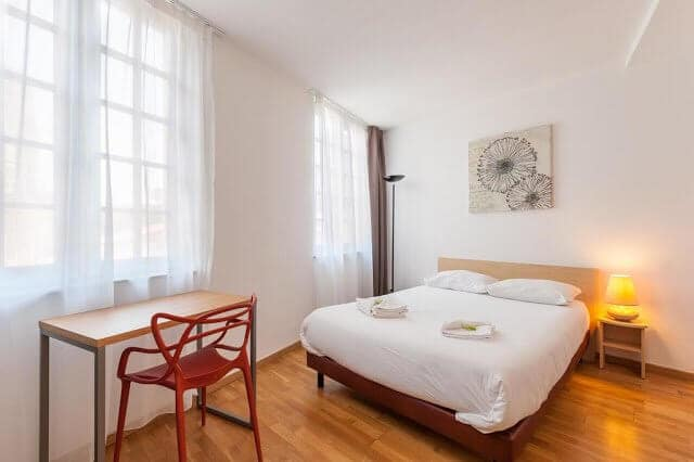 Hotéis no centro turístico de Marselha