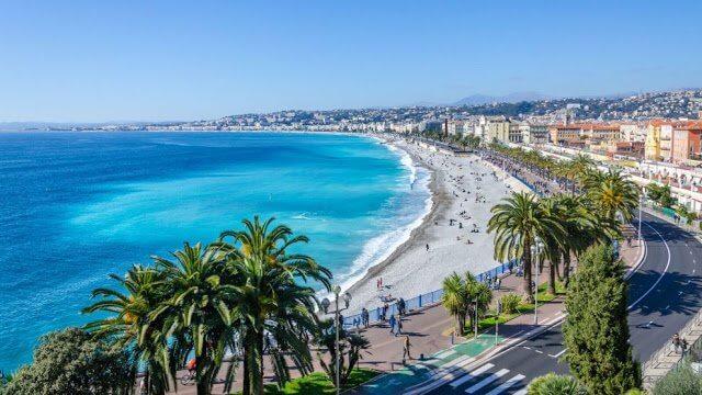 Deficientes físicos em Nice