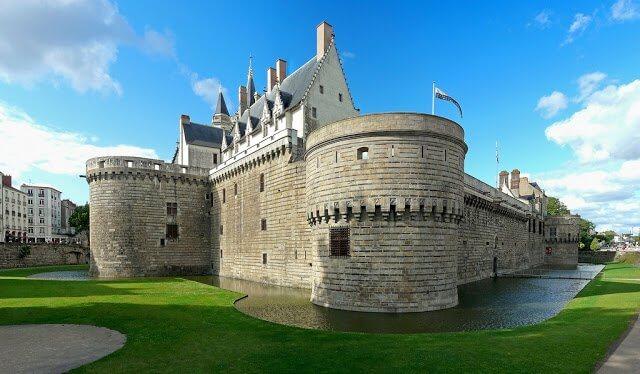 Castelo dos Duques de Bretanha