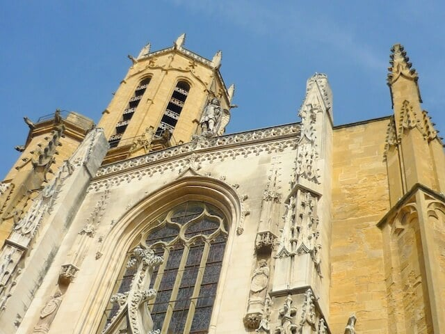 Catedral de Aix