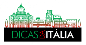 Logomarca: Dicas da Itália