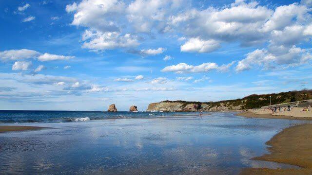 Melhores praias de Hendaye