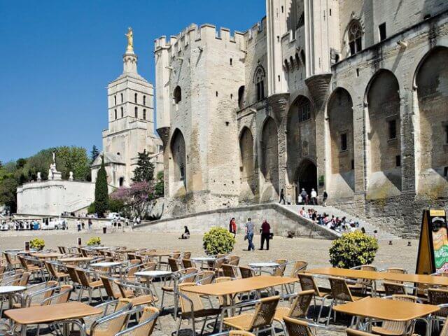 Roteiro de um dia em Avignon