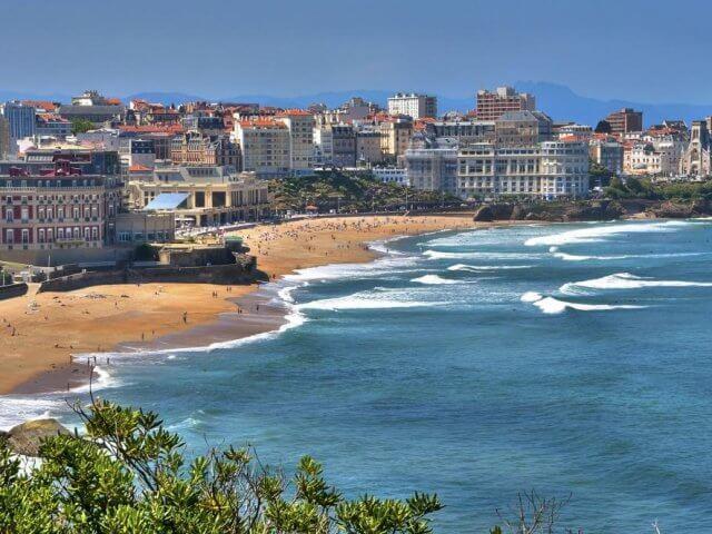 Roteiro de quatro dias em Biarritz