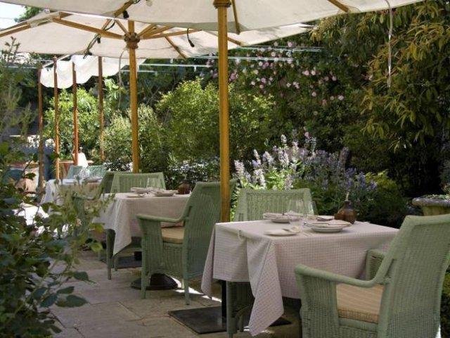 Restaurant La Mirande em Avignon