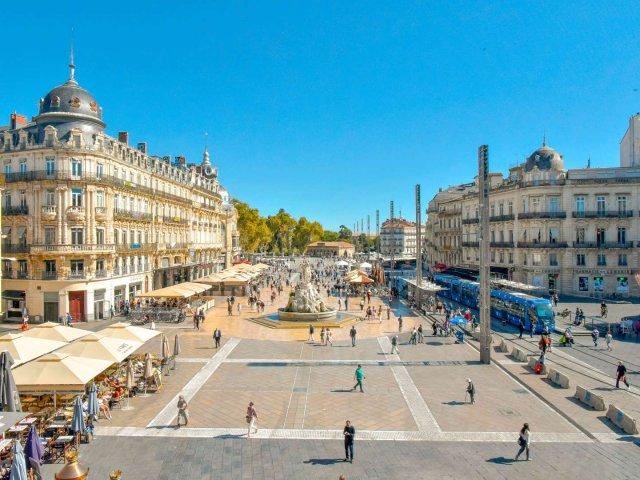Roteiro de quatro dias em Montpellier