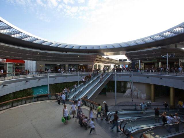 Shoppings em Montpellier