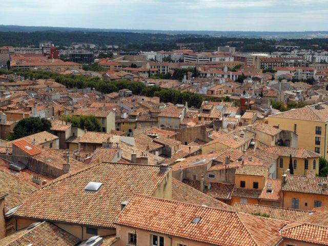 Vista de Aix