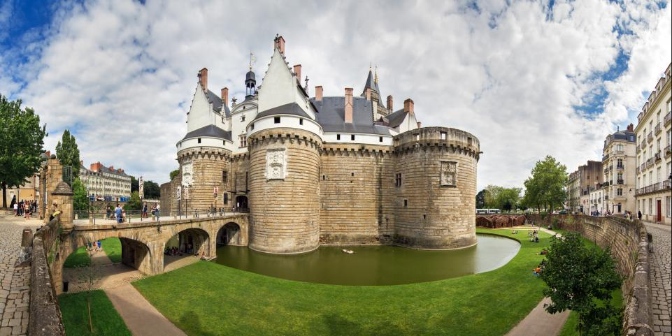 Castelo dos Duques da Bretanha