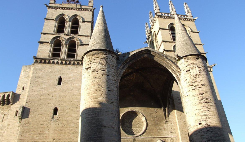 Catedral de Montpellier