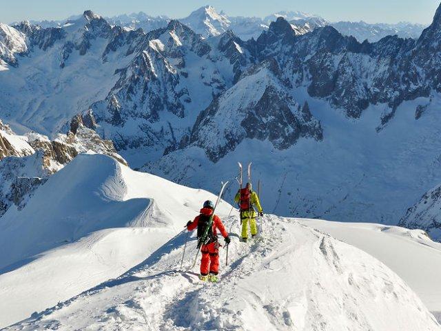 O que fazer no inverno na França