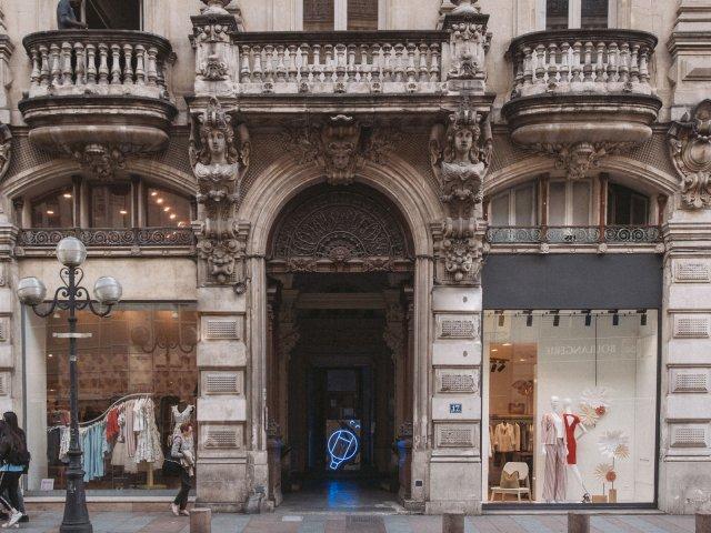 Compras em Avignon