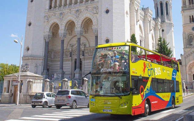 Passeio de ônibus turístico por Lyon