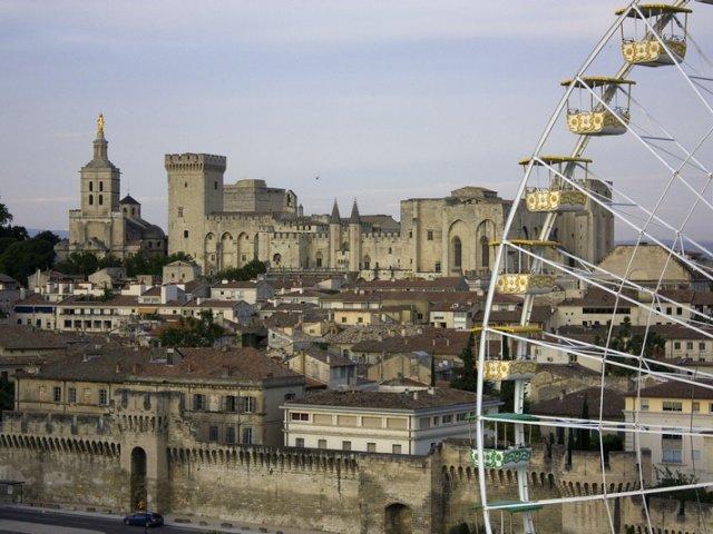 Roteiro de quatro dias em Avignon