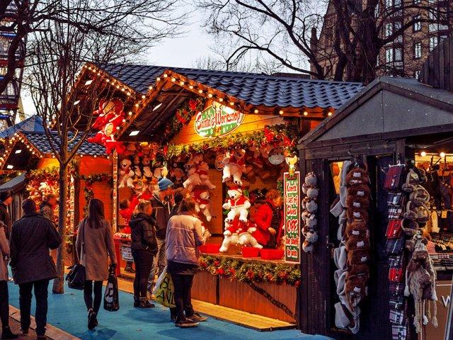 Natal em Bordéus
