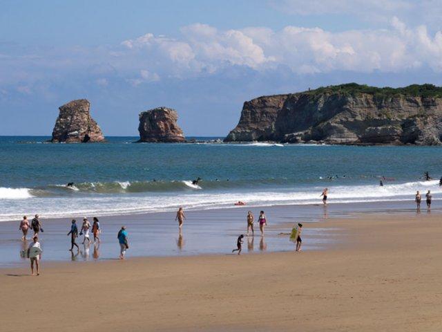Praia de Hendaye