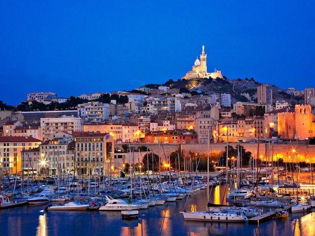 Remessas internacionais para Marselha