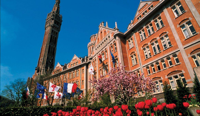 Roteiro de cinco dias em Lille