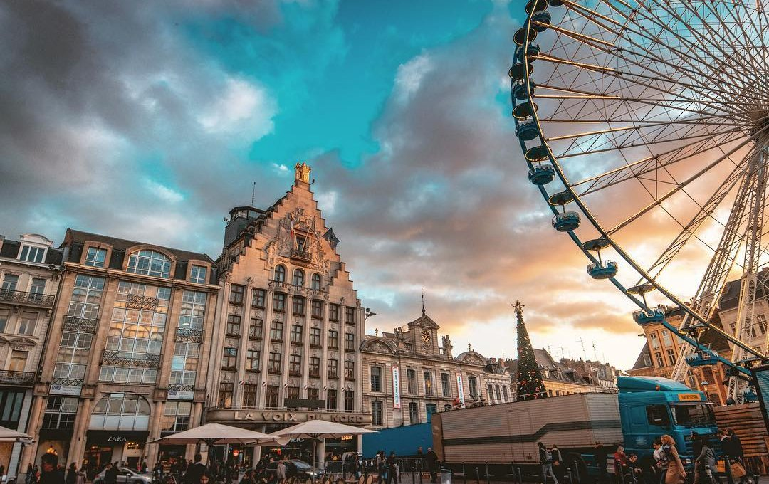 Onde ficar em Lille: Melhores regiões