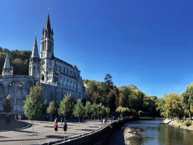 Roteiro de quatro dias em Lourdes