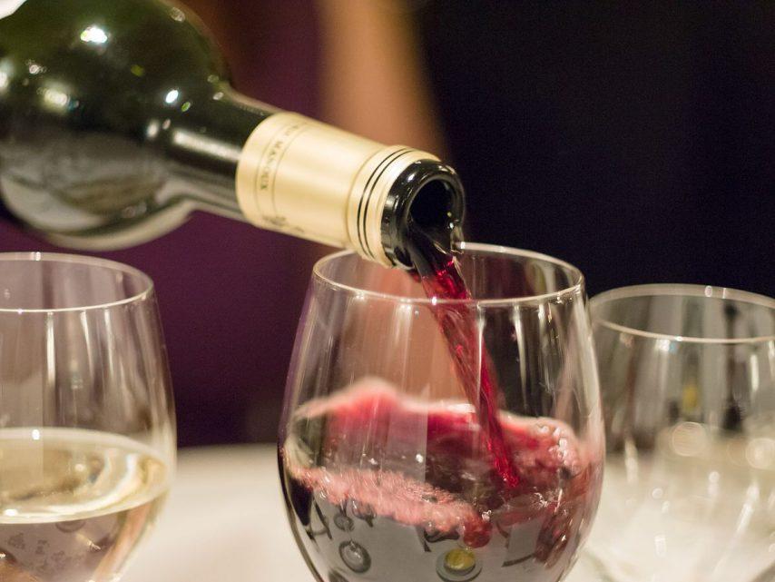 Bar de vinhos