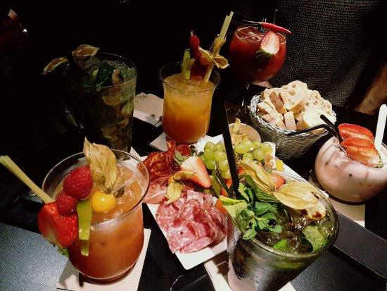 Drinks no Le Bartown em Lille